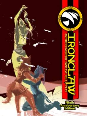 Ironclaw Legacy Cover