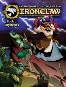 IRONCLAW Book of Mysteries