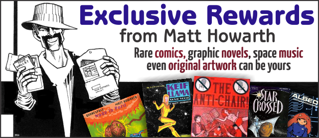 Matt Howarth Exclusives
