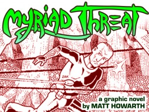 Greenfungus - Myriad Quest 2 Kickstarter promos (Myriad Song) 21-Jul-2015