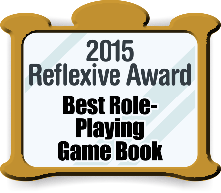 2015 Reflexive Award - Best RPG book
