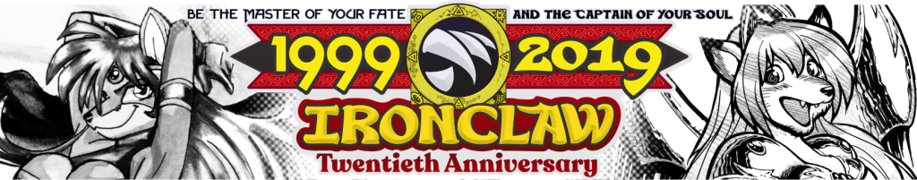 Ironclaw 20th Anniversary